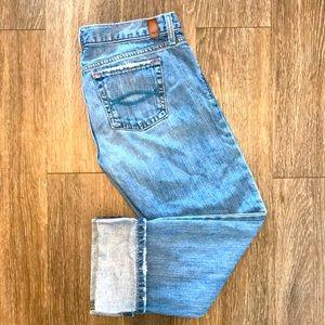 Abercrombie & Fitch Denim Capri jeans size 4